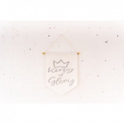 King of Glory Hanging Canvas
