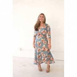 The Laurel Floral Dress